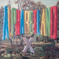 X : Alphabetland (Vinyl)