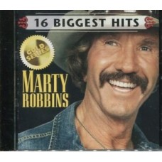 Marty Robbins : 16 Biggest Hits (CD)