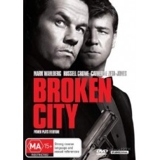 Broken City : Broken City (Blu-Ray DVD)