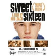 Sweet Sixteen : Sweet Sixteen (DVD) Second Hand