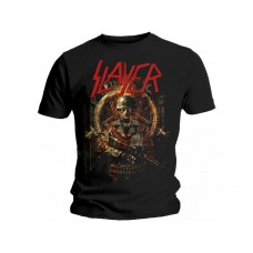 Slayer : Hard Cover Comic Book (Black) (T-Shirt)