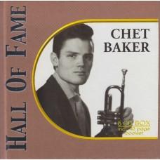 Chet Baker : Hall Of Fame: 5CD (CD Box Set) Second Hand