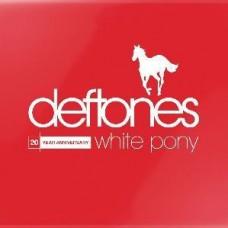 Deftones : White Pony: 4LP (Vinyl Box Set)