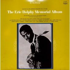 Eric Dolphy : Memorial Album (Vinyl) Second Hand