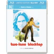 Two-Lane Blacktop : Two-Lane Blacktop (Blu-Ray DVD)