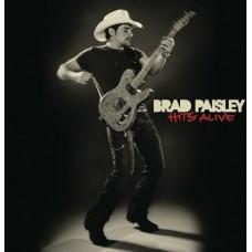 Brad Paisley : Hits Alive: 2CD (CD)