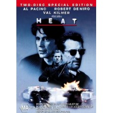 Heat : Heat (DVD) Second Hand