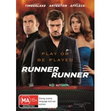 Runner Runner : Runner Runner (Blu-Ray DVD)