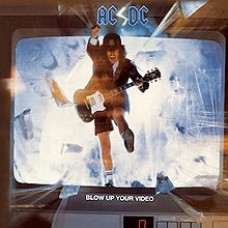 Ac/Dc : Blow Up Your Video (CD) Second Hand