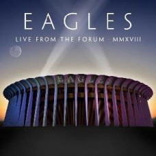 Eagles : Live From The Forum-Mmxviii: 2CD + Dvd (CD Box Set)