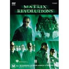 Matrix Revolutions: 2DVD : Matrix Revolutions: 2DVD (DVD) Second Hand