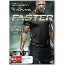 Faster : Faster (Blu-Ray DVD) Second Hand