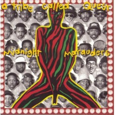 A Tribe Called Quest : Midnight Marauders (Vinyl)