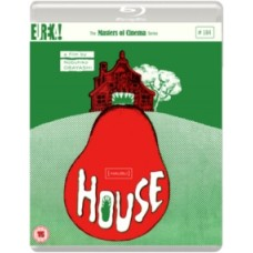 House : House (Blu-Ray DVD)