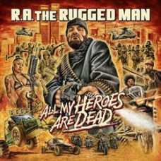 R.A. The Rugged Man : All My Heroes Are Dead (Vinyl Box Set)