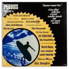 "Various : Pebbles Volume 4: summer Means Fun!"" (Vinyl) Second Hand"""