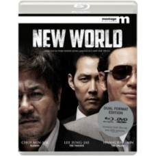 New World: Blu-Ray + Dvd : New World: Blu-Ray + Dvd (Blu-Ray DVD)