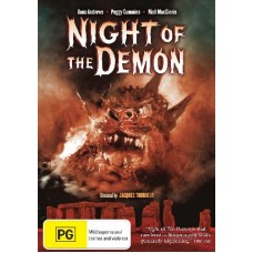 Night Of The Demon : Night Of The Demon (DVD) Second Hand