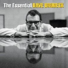 Dave Brubeck : Essential: 2CD (CD)