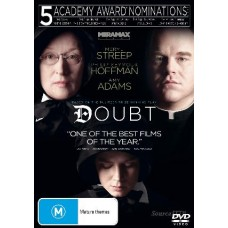 Doubt : Doubt (Blu-Ray DVD)
