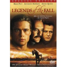 Legends Of The Fall : Legends Of The Fall (DVD) Second Hand