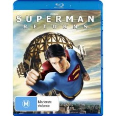 Superman Returns: Two-Disc Special : Superman Returns: Two-Disc Special (DVD) Second Hand