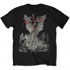 Slayer : Gravestone Walks (Black) (T-Shirt)