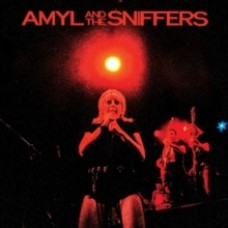 Amyl And The Sniffers : Big Attraction and Giddy Up (Vinyl)