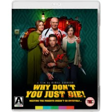 Why Don't You Just Die! : Why Don't You Just Die! (Blu-Ray DVD)
