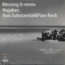 """Nujabes Feat. Substantial and Pase Rock : Blessing It-Remix (12 Single) Second Hand"""""""