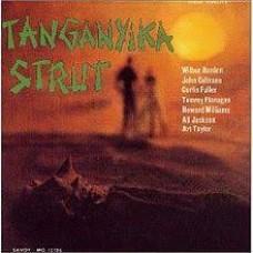 Coltrane, John-Wilbur Haden : Tanganyika Strut (Vinyl) Second Hand