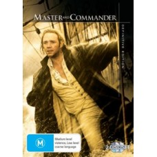 Master And Commander: The Far Side Of : Master And Commander: The Far Side Of (DVD) Second Hand