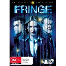Fringe: The Complete Fourth Season 6 : Fringe: The Complete Fourth Season 6 (DVD) Second Hand
