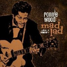 Wood, Ronnie With His Wild Five : Mad Lad: A Live Tribute To Chuck Berry (Vinyl)