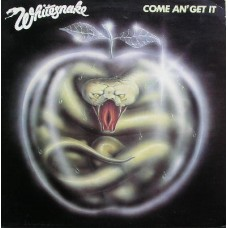 Whitesnake : Come An' Get It (Vinyl) Second Hand