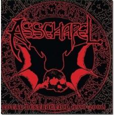 Asschapel : Total Destruction (1999-2006): Lp + Dvd (Vinyl)