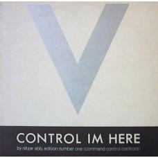 "Nitzer Ebb : Control I'm Here (12 Single) Second Hand"""
