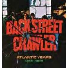 Back Street Crawler : Atlantic Years 1975-1976: 4CD (CD Box Set)