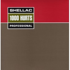 Shellac : 1000 Hurts: Lp + Cd (Vinyl Box Set)