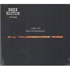 Carcass : Reek Of Putrefaction (CD)