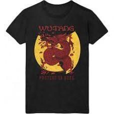 Wu-Tang Clan : Inferno (Black) (T-Shirt)
