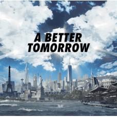 Wu-Tang Clan : A Better Tomorrow (CD)