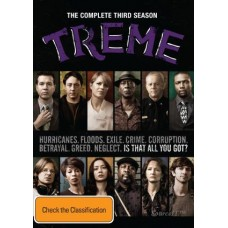 Treme: The Complete Third Season 4 Disc : Treme: The Complete Third Season 4 Disc (DVD)