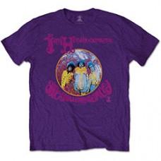 Jimi Hendrix : Are You Experienced (Purple) (T-Shirt)