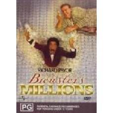 Brewster's Millions : Brewster's Millions (DVD) Second Hand