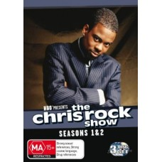 Chris Rock : Show: Seasons 1 and 2 3 Disc Set (DVD) Second Hand