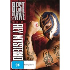 Wwe -Best Of Rey Mysterio : Wwe -Best Of Rey Mysterio (DVD) Second Hand