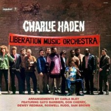 Charlie Haden : Liberation Music Orchestra (Vinyl)