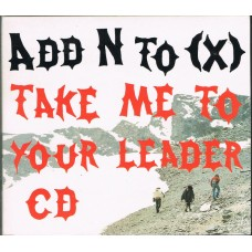 Add N To (X) : Take Me To Your Leader (CD Single) Second Hand