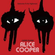 Alice Cooper : Super Duper Alice Cooper: Welcome To His (DVD Box Set) Second Hand
